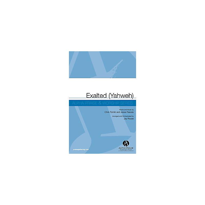 Exalted (Yahweh) - Anthem Tracks