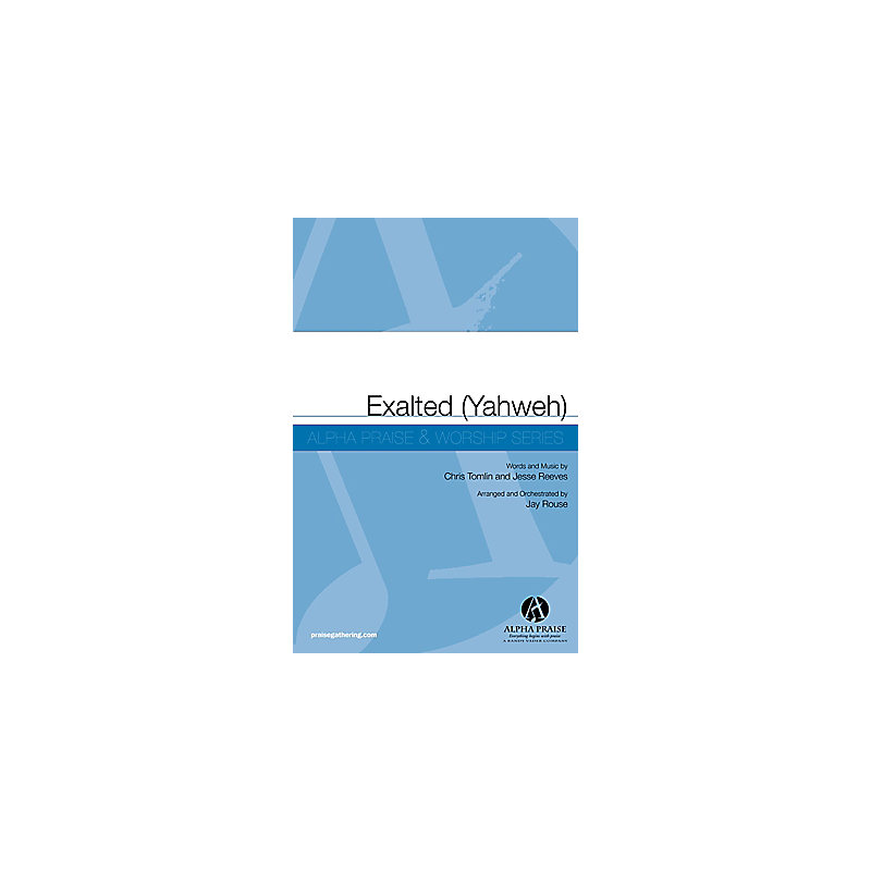 Exalted (Yahweh) - Orchestration CD-ROM
