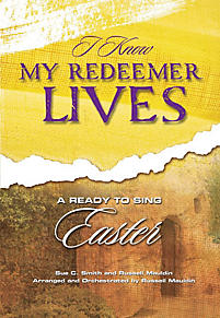 I Know My Redeemer Lives A Ready to Sing Easter Tenor Rehearsal Track CD