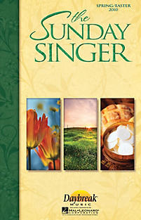 The Sunday Singer Easter/Spring 2010 Preview Pak