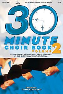 The 30 Minute Choir Book Vol 2 Listening CD