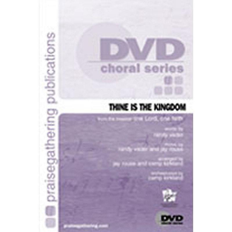 Thine is The Kingdom - Anthem