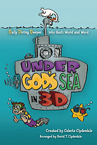 Under God's Sea in 3D Instructional DVD