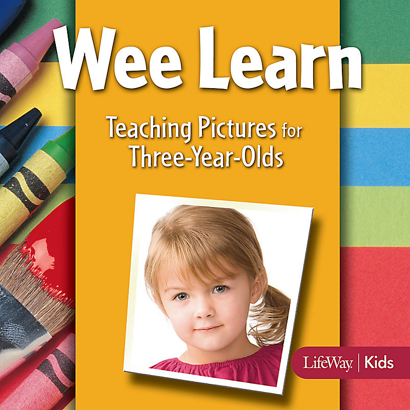 WEE Learn: Teaching Pictures - 3 Year Olds