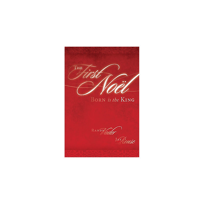 The First Noel: Born Is the King - Accompaniment DVD