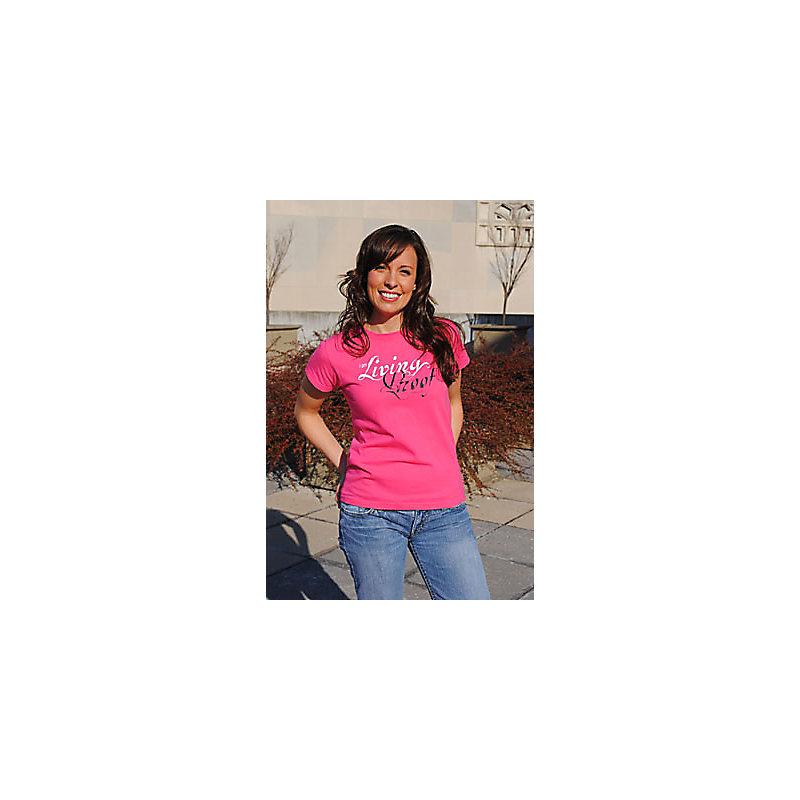 Living Proof Live 2010 T-Shirt - Pink