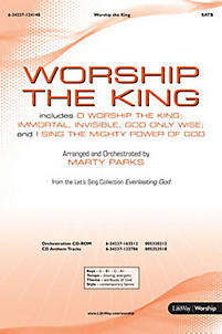 Worship the King - Orchestration CD-ROM (PDF)