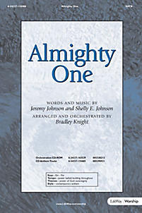 Almighty One - Orchestration CD-ROM (PDF)