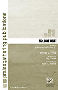 No, Not One! - Orchestration