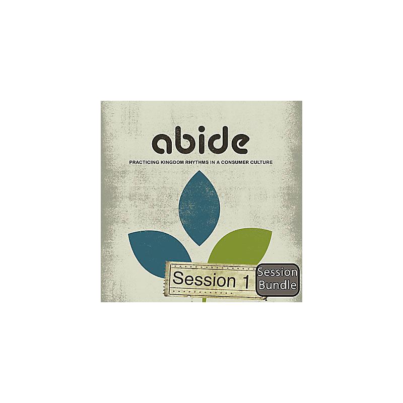 Abide Bundle: Session 1 - Feeling Scripture (Digital Bundle)