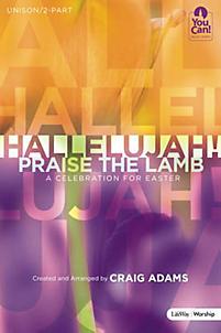 Hallelujah! Praise the Lamb! - Bulletins (Pack of 100)