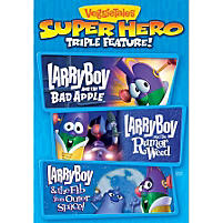 VeggieTales: Super Hero Triple Feature