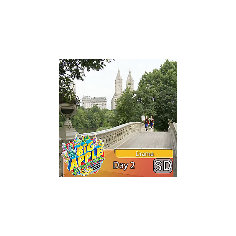 VBS 2011 Big Apple Adventure: Day 2 Video Segment (Video Download)
