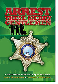 Arrest These Merry Gentlemen - Promo Pack