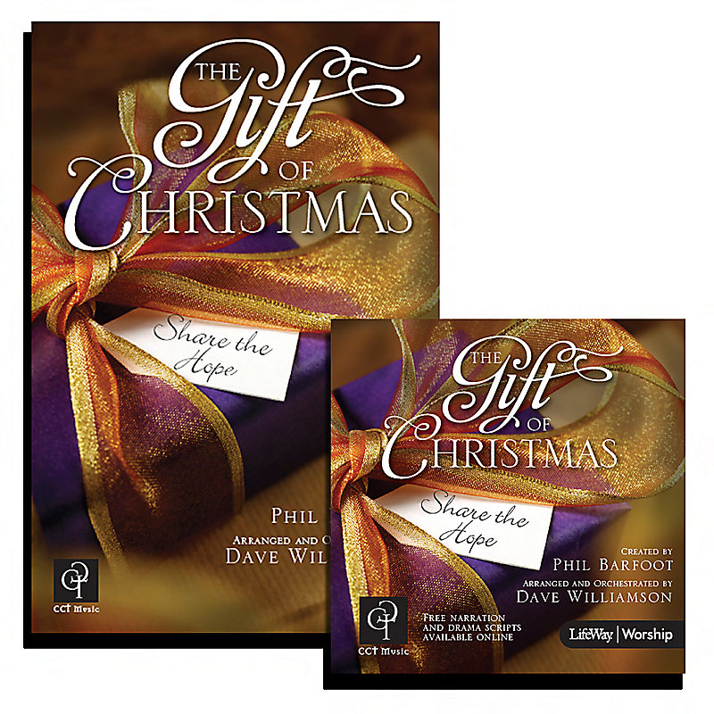 The Gift of Christmas - Promo Pak