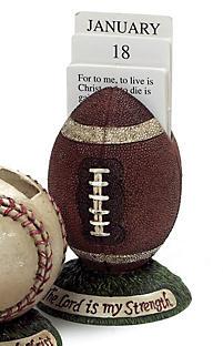 Scripture Holder: Football