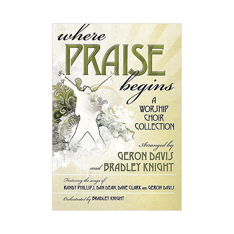 Where Praise Begins - Listening CD