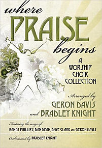 Where Praise Begins - Promo Pak