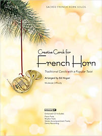 Creative Carols for French Horn - Instrumental Book