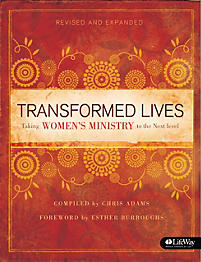 Transformed Lives - Revised and Expanded - Bible Study Book