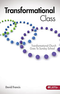 Transformational Class: Transformational Church Goes to Sunday School - Booklet