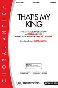 That's My King - Orchestration CD-ROM (PDF)