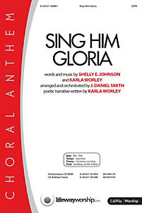 Sing Him Gloria - Orchestration CD-ROM (PDF)