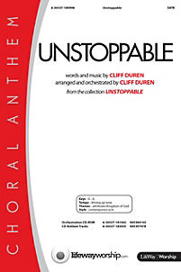 Unstoppable - Orchestration CD-ROM (PDF)
