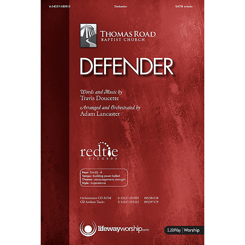 Defender - Orchestration CD-ROM (PDF)