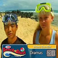 Club VBS 2011 Beach Blast - Worship Drama Bundle (Digital Bundle)
