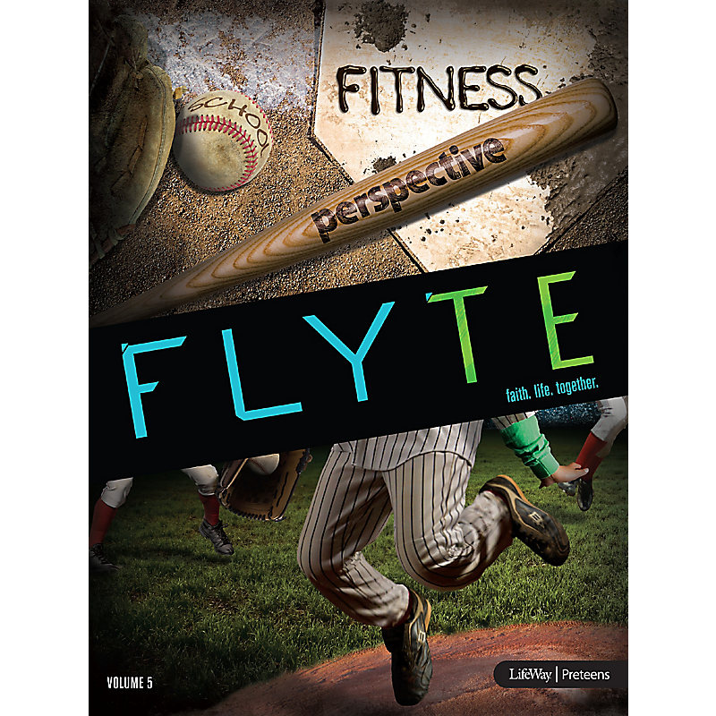 FLYTE: faith. life. together. Volume 5 - Leader Kit
