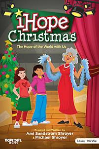 iHope Christmas - Bulletins (Pack of 100)