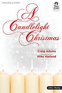 A Candlelight Christmas - Bulletins