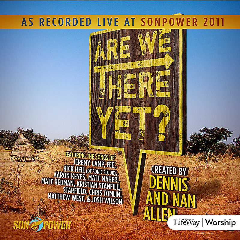 Are We There Yet? - Listening CD