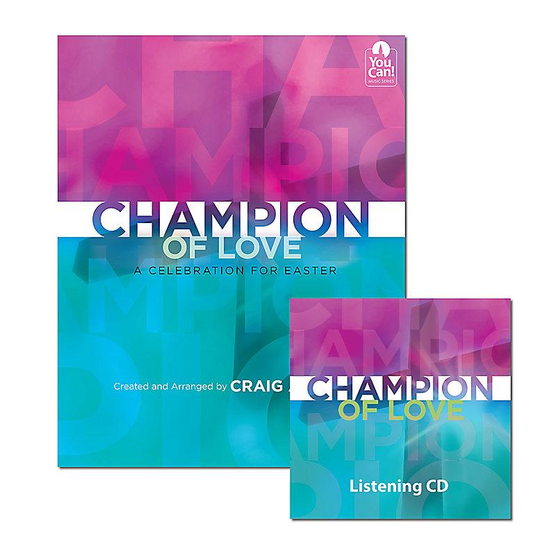 Champion of Love - Promo Pak