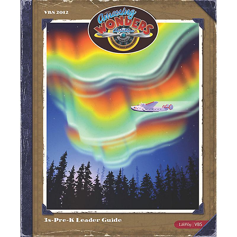 VBS 2012 3s - Pre-K Leader Guide