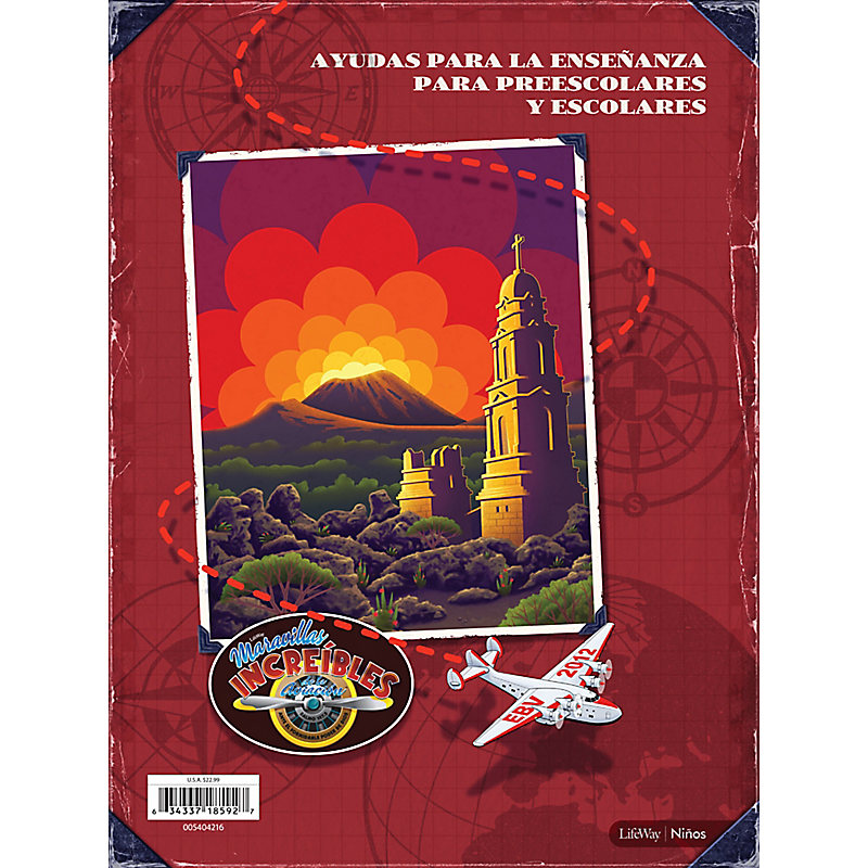VBS 2012 Preschool and Children's Leader Pack - Spanish Edition