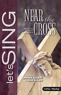 Near the Cross - Bulletins (Pack of 100)