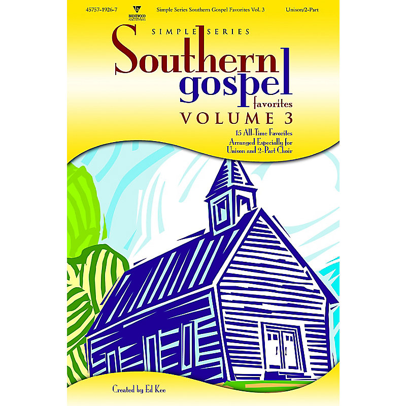 Simple Series Southern Gospel Favorites, Vol 3 PP