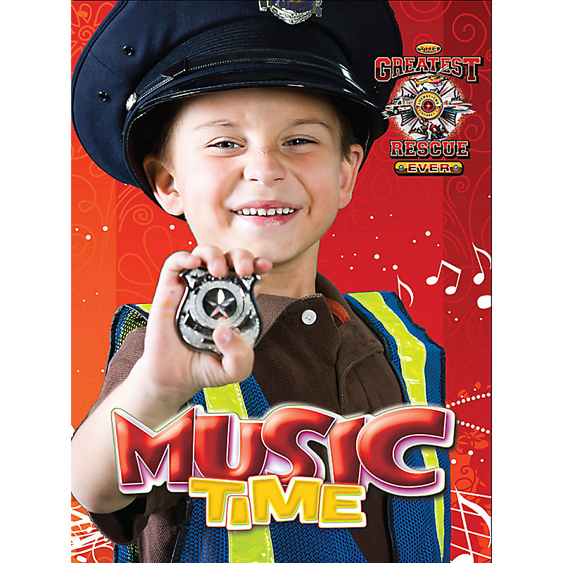 Music Time: The Greatest Rescue Ever - Kit