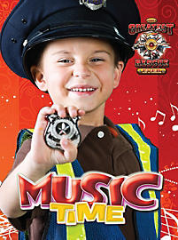 Music Time: The Greatest Rescue Ever - Activity Book