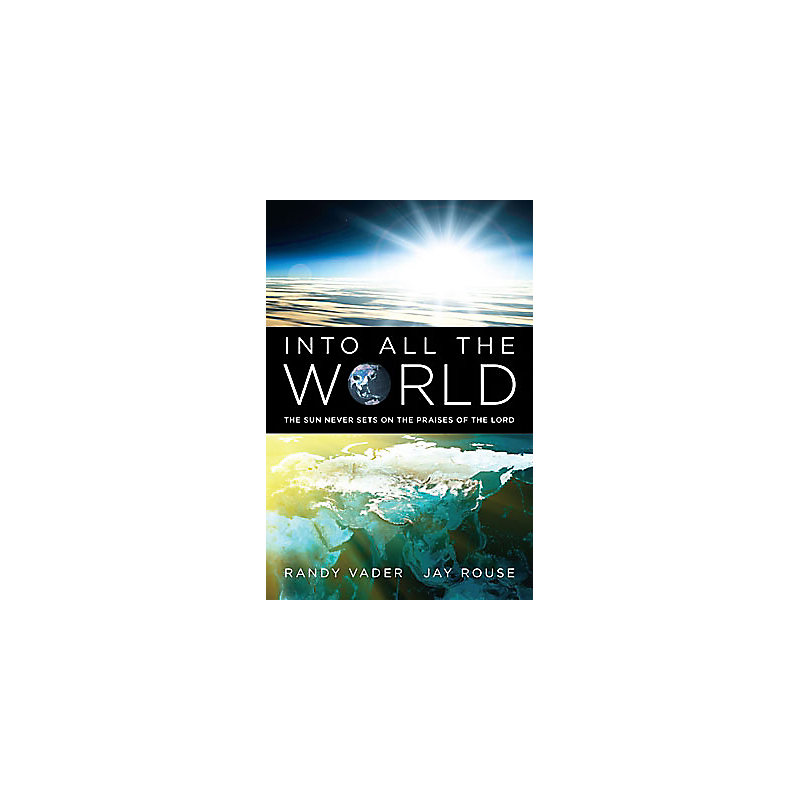 Into All the World - Accompaniment CD