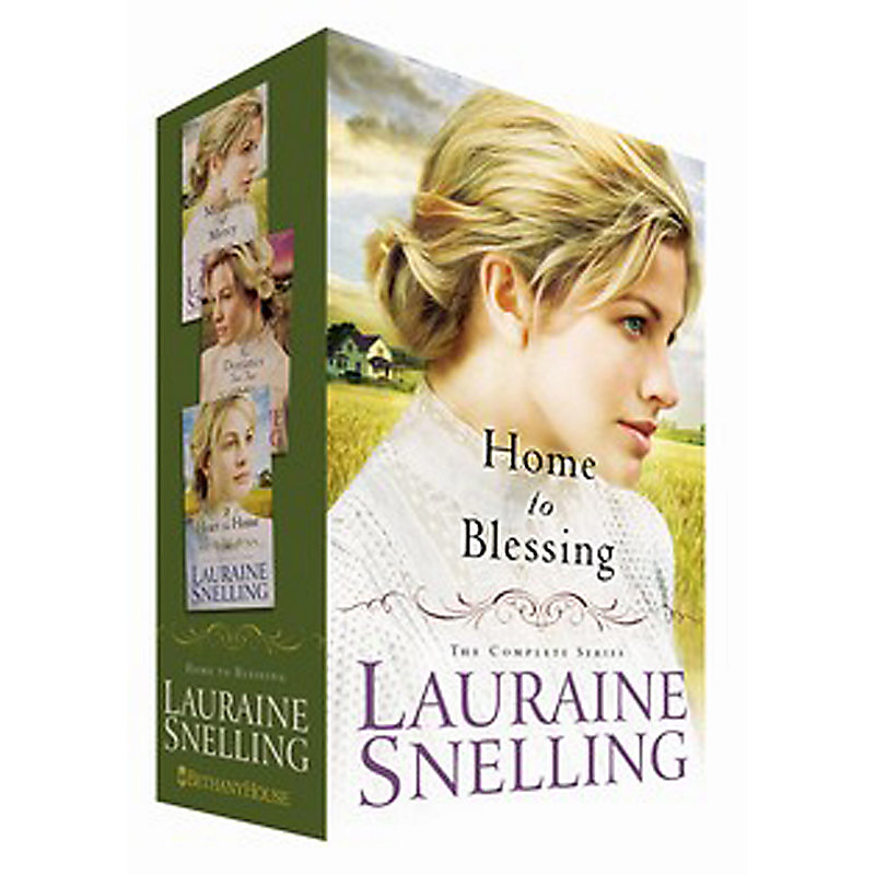 Home to Blessing Boxed Set