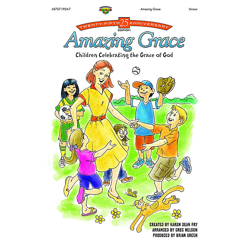 Amazing Grace  Posters (12 pack)