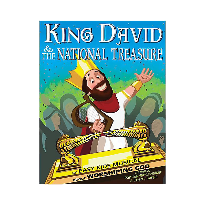 King David & The National Treasure - Promo Pak