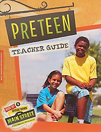 Buy a Main Street, Preteen 9780784730096 from LifeWay Christian ...
