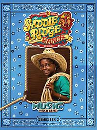 Music Makers: Saddle Ridge Ranch - Semester 2 Downloadable Listening Tracks (Album) (Digital Bundle)