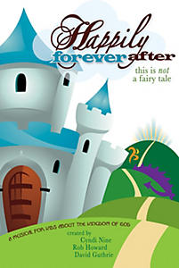 Happily Forever After - Accompaniment CD