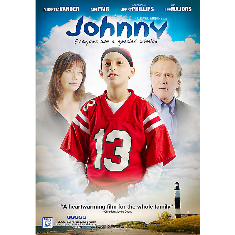 Johnny DVD