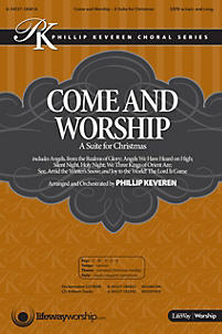 Come and Worship: A Suite for Christmas - Tenor Rehearsal Tracks